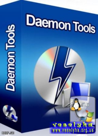 Скриншот к DAEMON Tools Pro Advanced (32/64bit) 4.30.0303