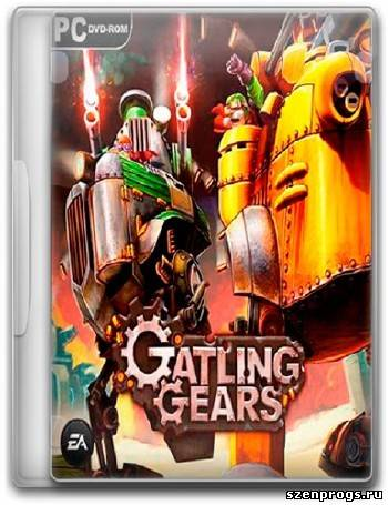 Скриншот к Gatling Gears by Naitro