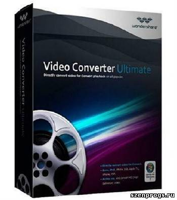 Скриншот к Wondershare Video Converter Ultimate v.5.7.6.2