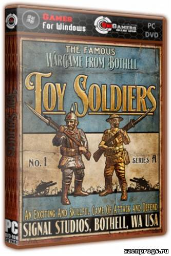 Скриншот к Toy Soldiers by R.G. UniGamers