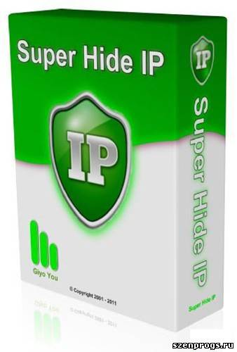 Скриншот к Super Hide IP v.3.2.1.6