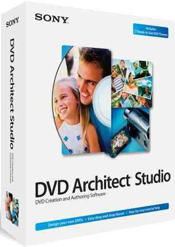 Sony DVD Architect Studio