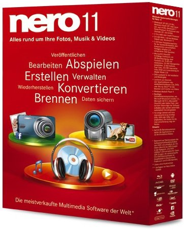 Nero Multimedia Suite Lite Repack