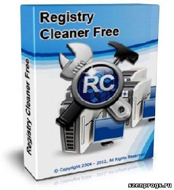 Скриншот к Registry Cleaner Free 2.3.5.8
