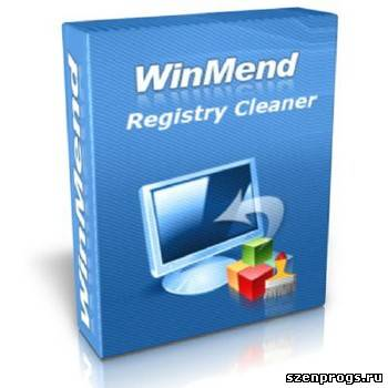 Скриншот к WinMend Registry Cleaner v.1.6.4.0