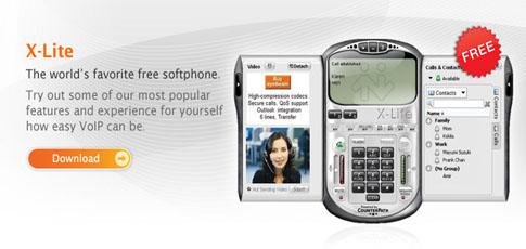 Скриншот к X-Lite 3.0
