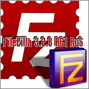 Скриншот к FileZilla 3.2.8 RC1