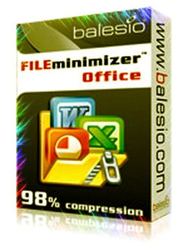 Скриншот к FILEminimizer Office v.5.0.0.185