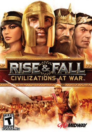 Скриншот к Rise and Fall:Civilization at War