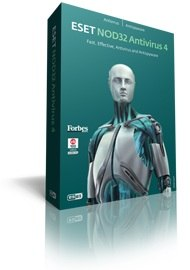 Скриншот к Eset Nod32 Antivirus Business Edition Rus 4.0.474