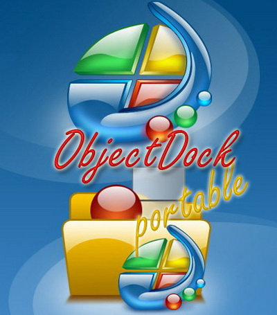 Скриншот к ObjectDock Portable 1.9.0.536