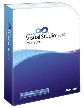 Скриншот к Visual Studio 2010 Premium 10.0.30319.1