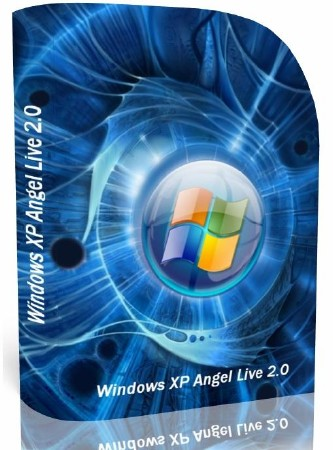 Скриншот к Windows XP Angel Live 2.0