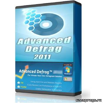Скриншот к Advanced Defrag v.6.4.0.1