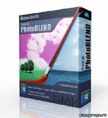 Скриншот к Mediachance Photo BLEND v.1.0
