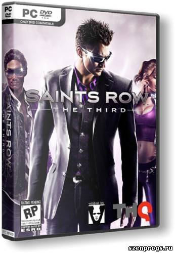 Скриншот к Saints Row The Third by R.G. UniGamers