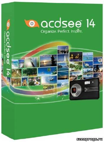 Скриншот к ACDSee Photo Manager 14.1.137