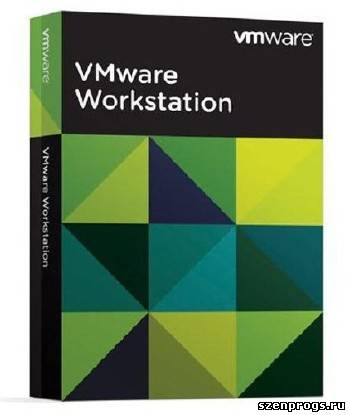 Скриншот к VMware Workstation 8.0.2.591240