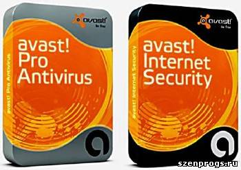 Скриншот к Avast! Internet Security/Antivirus Pro 7.0.1401 Beta 3