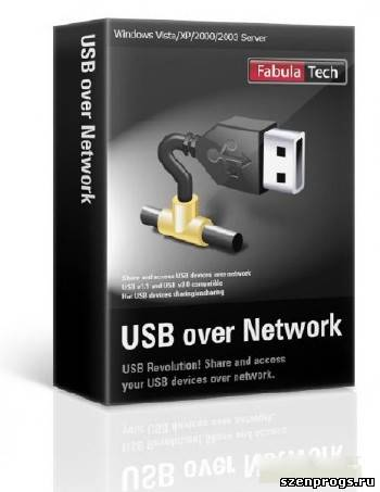 Скриншот к FabulaTech USB over Network v.4.7.2 Final