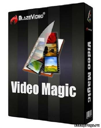 Blaze Video Magic Pro