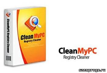Скриншот к CleanMyPC Registry Cleaner 4.43