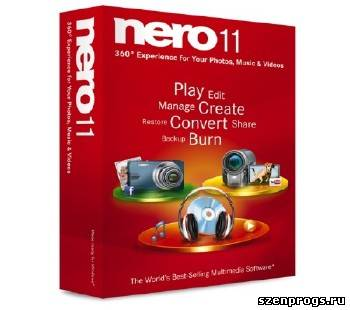 Скриншот к Nero Multimedia Suite v.11.2.00400