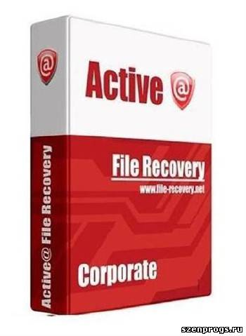 Скриншот к Active File Recovery 9.0.3